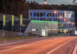 Hees Bürowelt - TLV Lichtplanung