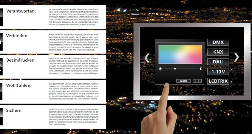 lichtmanagementsysteme