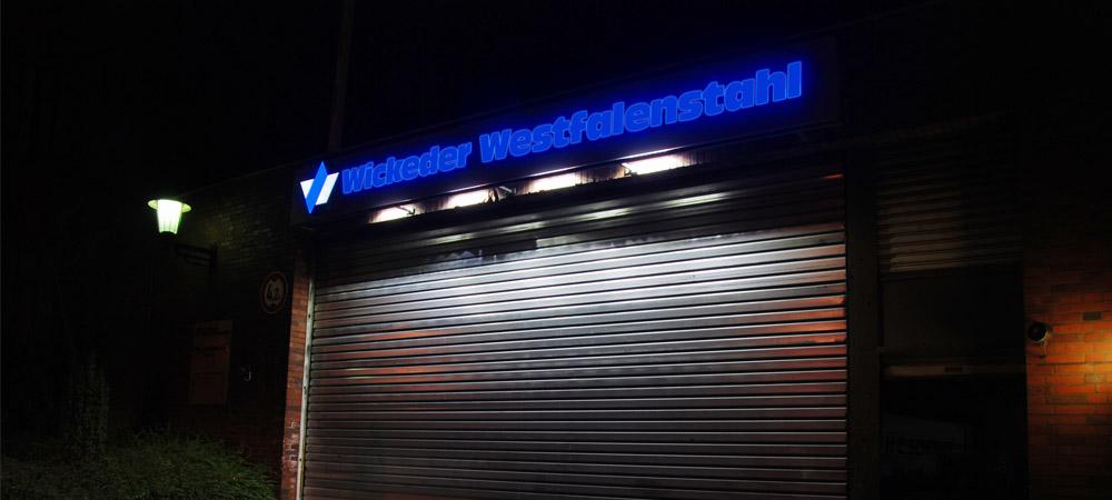 wickede westfalenstahl lichtplanung tlv - Projektinfo - Wickeder Westfalenstahl, Wickede (Ruhr)
