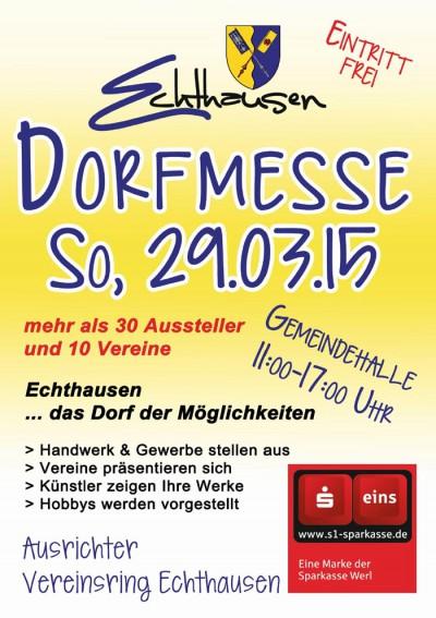 Dorfmesse_Echthausen_2015