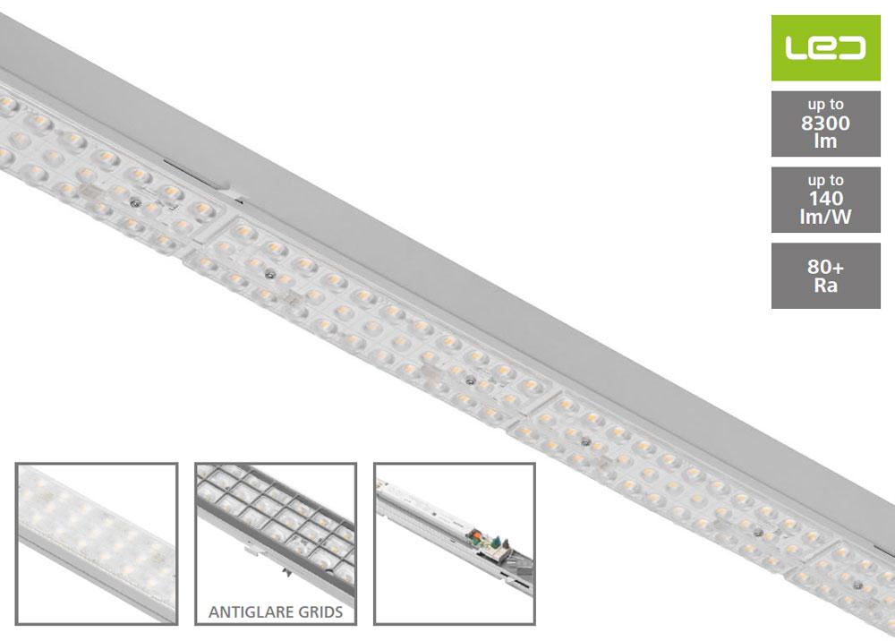 SMART-L  LED-Lichtband – TLV – Lichtplanung  LED ...