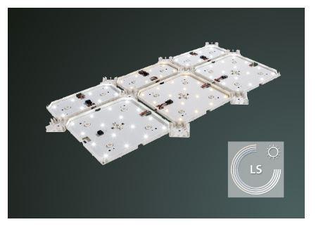 LEDLUX LS plane Lichteinsatz