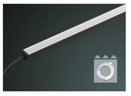 LEDLUX LX TW prisma Lichteinsatz
