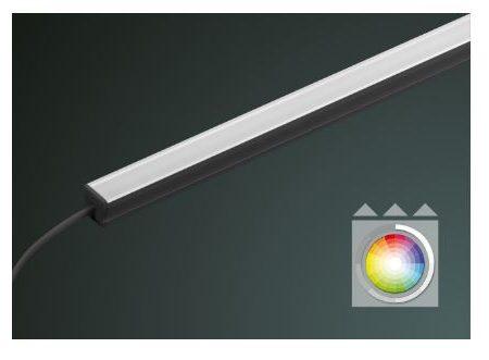 LEDLUX LX RGBW prisma Lichteinsatz