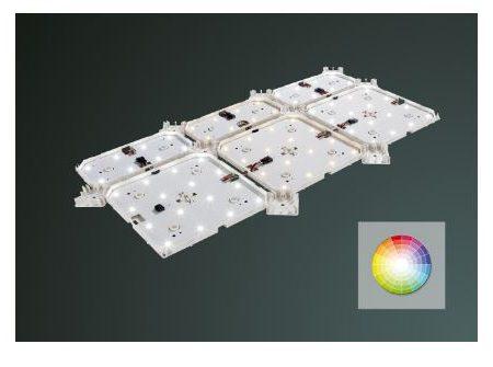 LEDLUX LX RGB plane Lichteinsatz