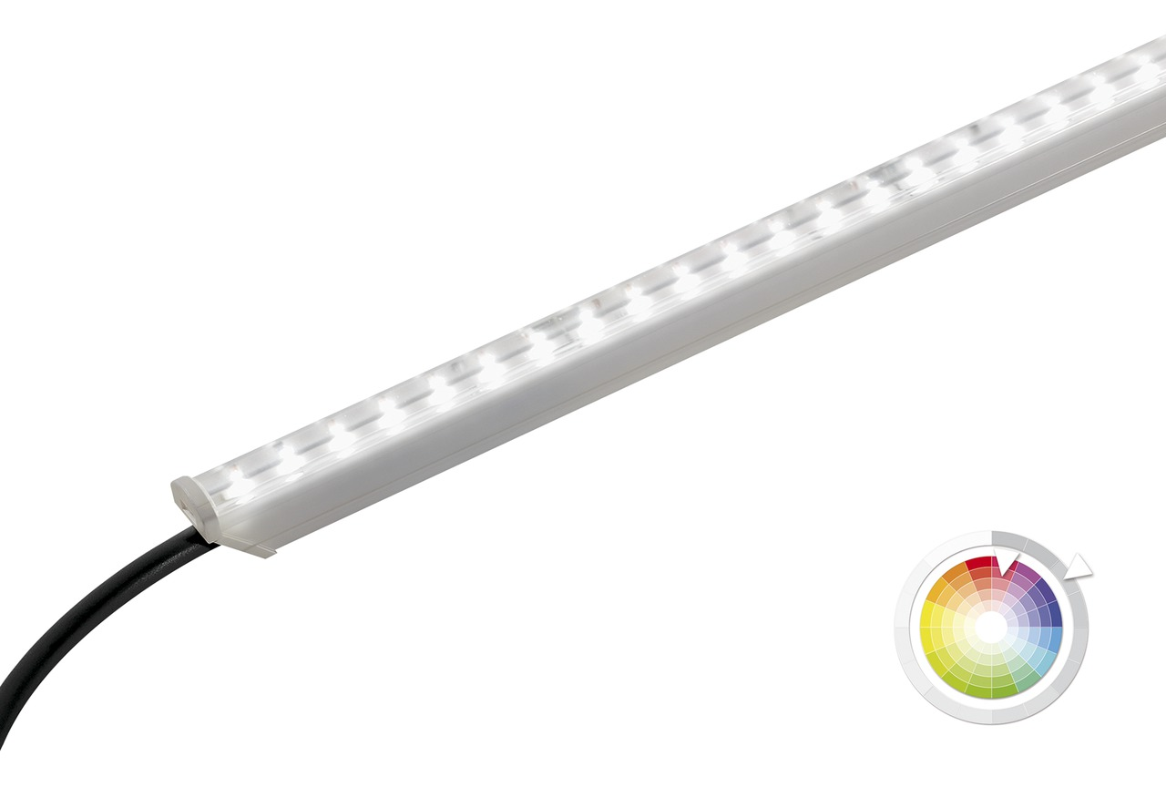 LEDLUX LX RGBW linear Lichteinsatz