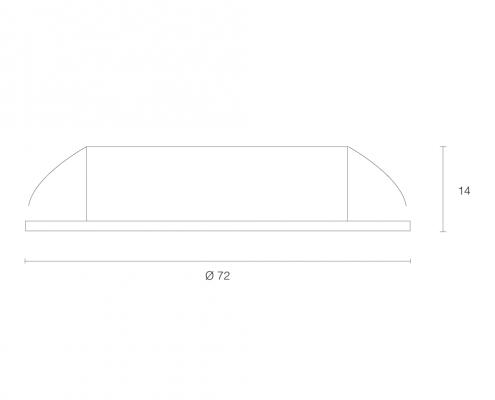Accent-Two-inbouw-vast-T01