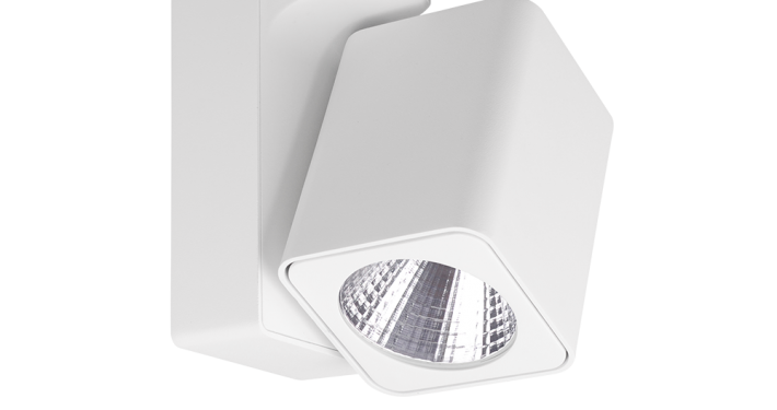 Carre LED Schienenstrahler