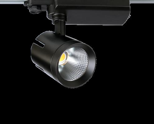 Cast LED-Schienenstrahler