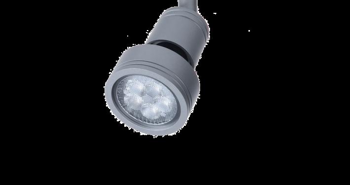 Common Two Schienenstrahler LED