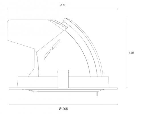 Pivo-maxi-inbouw-draaikantelbaar-T01
