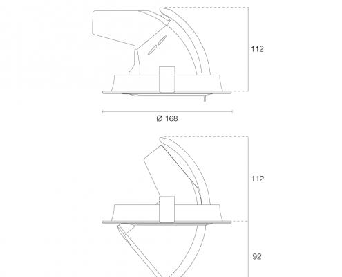 Pivo-medium-inbouw-draaikantelbaar-T01